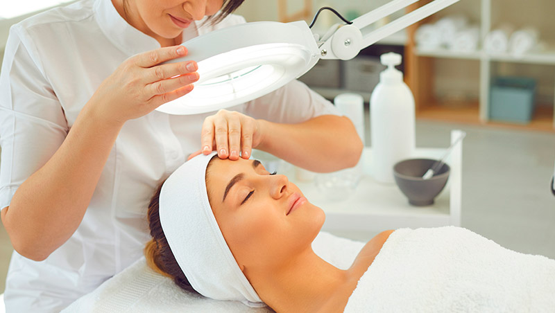 Skin Passion by Natalie Wicklow Facial Treatments Consultation